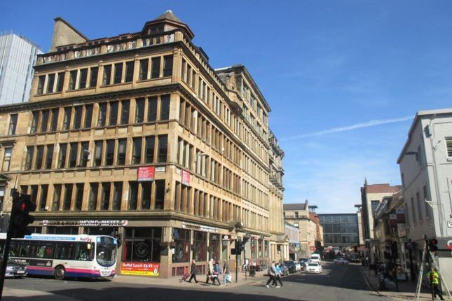 Thumbnail Office to let in Tara House, 46 Bath Street, Glasgow