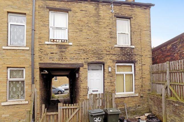 Front of Pannal Street, Great Horton, Bradford BD7