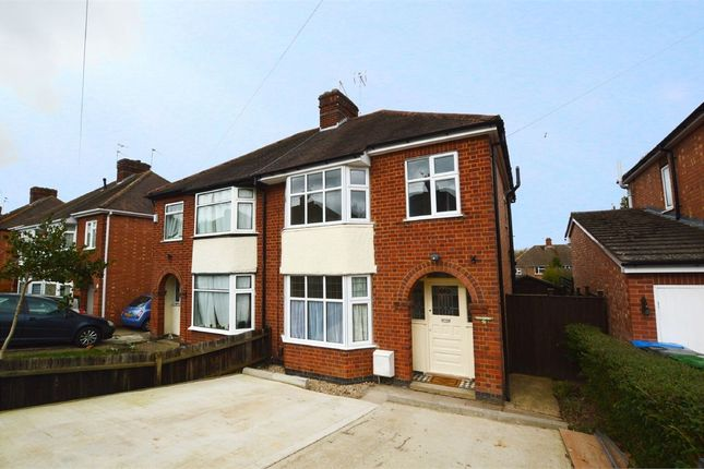 Thumbnail Semi-detached house to rent in Montrose Road, Rokeby, Warwickshire