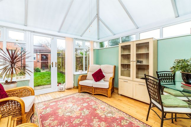 Thumbnail Semi-detached house for sale in Brecklands, Stag, Rotherham