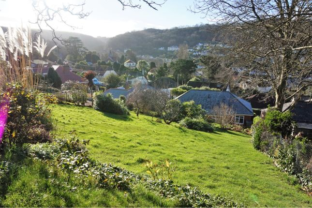 Thumbnail Detached bungalow for sale in Furse Hill Road, Ilfracombe