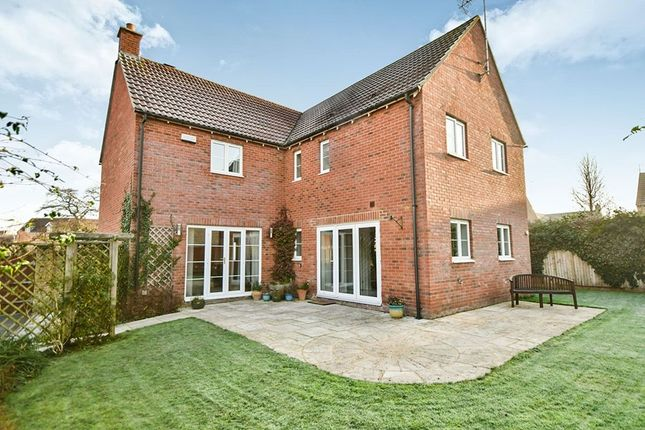 Thumbnail Detached house for sale in Salmons Leap, Calne