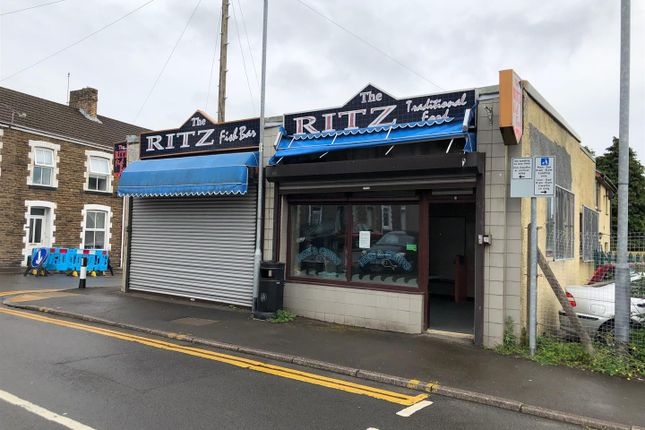 Thumbnail Restaurant/cafe for sale in Station Road, Skewen, Neath