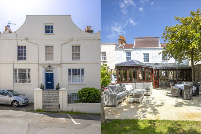 Thumbnail Terraced house for sale in St. Jacques, St. Peter Port, Guernsey