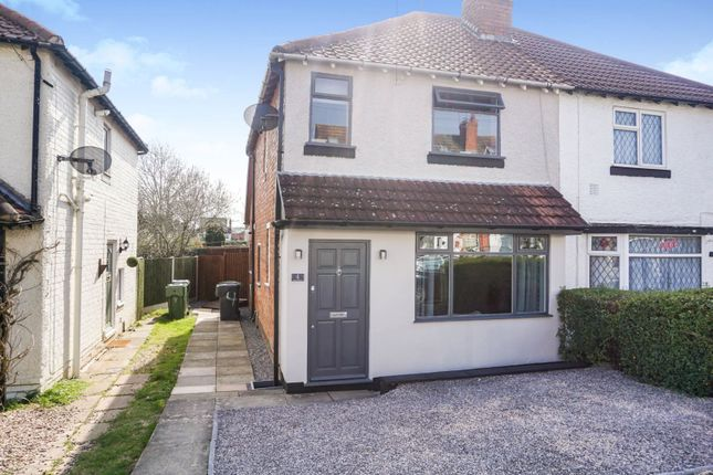 Thumbnail Semi-detached house for sale in Brook Road, Birmingham