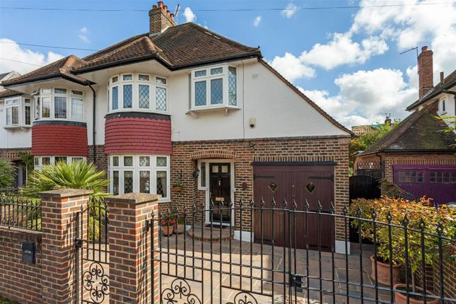 Thumbnail Property for sale in Holland Avenue, West Wimbledon