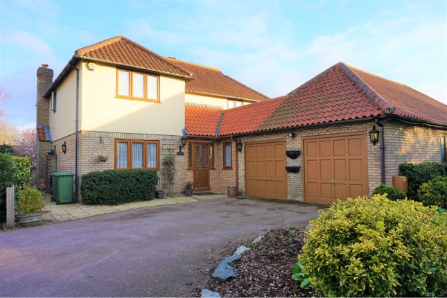 Detached house for sale in Loughton, Milton Keynes