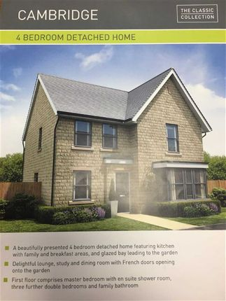 Thumbnail Detached house for sale in Sovereign Way, Chapel En Le Frith, High Peak