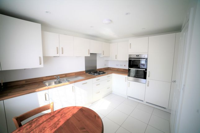 Thumbnail Terraced house to rent in Edward Parker Road, Bristol