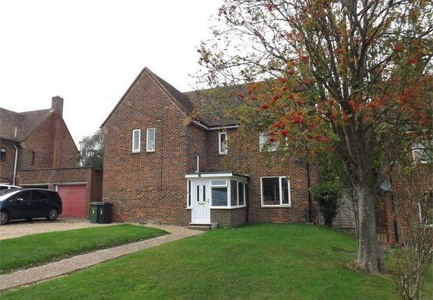 Thumbnail Detached house to rent in Pleyden Rise, Little Common, Bexhill-On-Sea, East Sussex