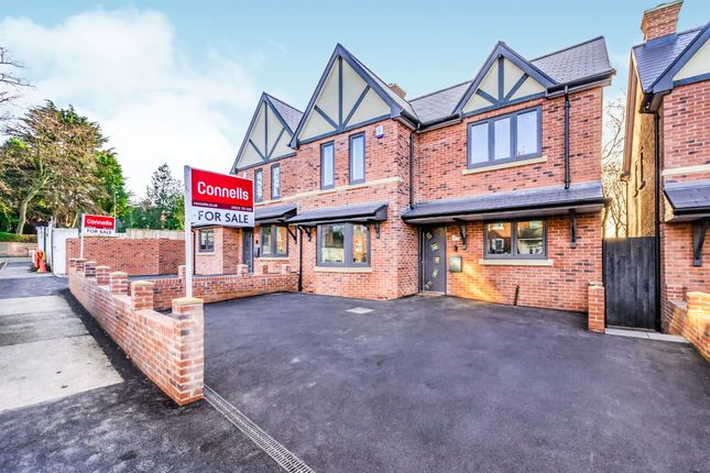 Thumbnail Detached house for sale in Highgate Road, Walsall