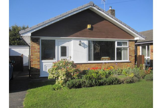 Thumbnail Detached bungalow for sale in Otterwood Lane, York