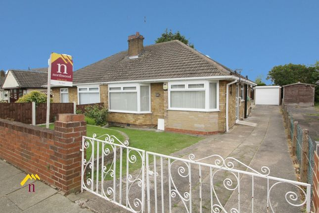 2 bed bungalow to rent in Charnwood Drive, Balby, Doncaster DN4