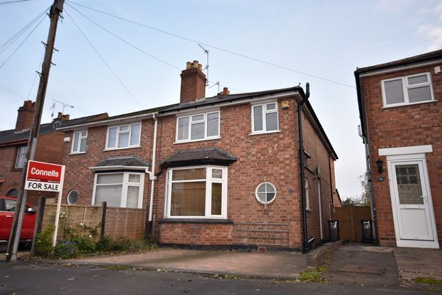 Thumbnail Semi-detached house for sale in Beauchamp Road, Warwick
