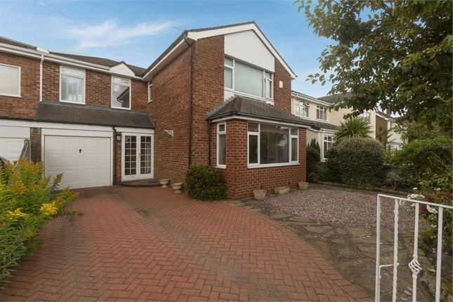 Thumbnail 4 bed link-detached house for sale in St Annes Road, Formby, Liverpool, Merseyside