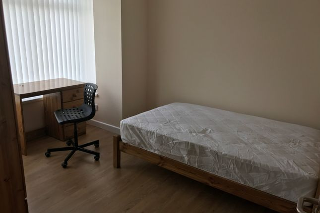 Thumbnail Shared accommodation to rent in New Park Terrace, Treforest