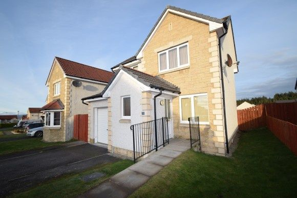 Thumbnail Detached house to rent in Greenwood Gardens, Milton Of Leys, Inverness