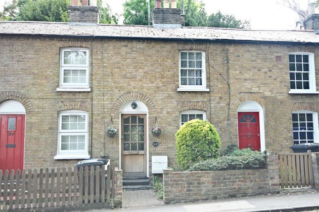 Thumbnail Terraced house for sale in Station Road, Sawbridgeworth, Hertfordshire