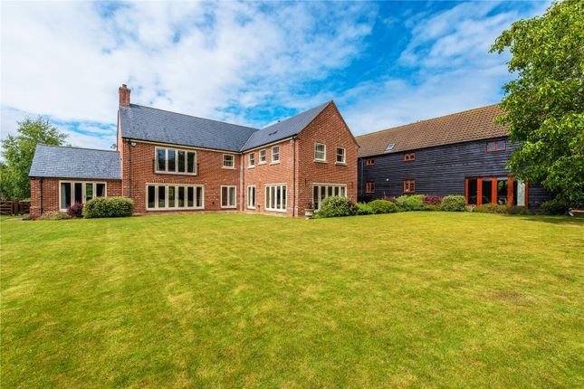 Thumbnail Detached house for sale in Hollybush House, High Street, Brington, Cambridgeshire