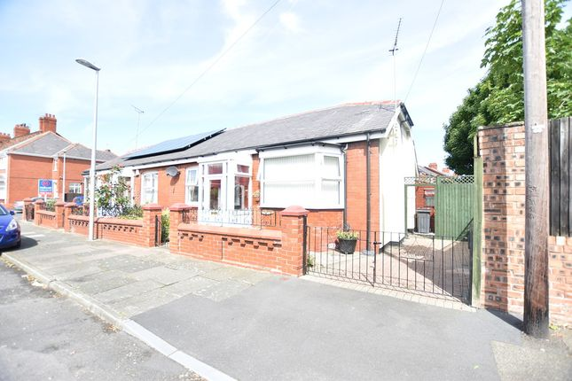 Thumbnail Semi-detached bungalow for sale in Granville Road, Blackpool