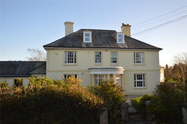 Thumbnail Detached house for sale in Lamellion Cross, Liskeard, Cornwall