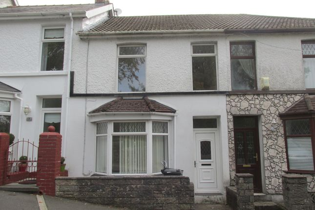 Thumbnail Terraced house for sale in Park Row Gardens, Merthyr Tydfil
