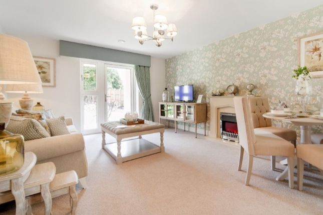 Thumbnail Flat for sale in Wood Road, Tettenhall