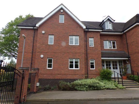 Thumbnail Flat for sale in Cavendish Court, Oakhill Close, Birmingham, West Midlands