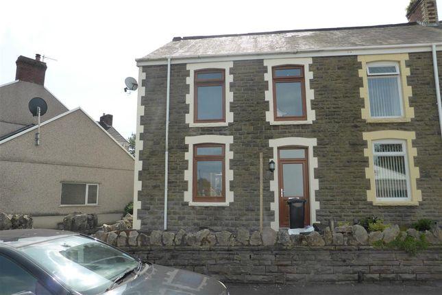Thumbnail End terrace house for sale in 16 Pale Road, Skewen, Neath