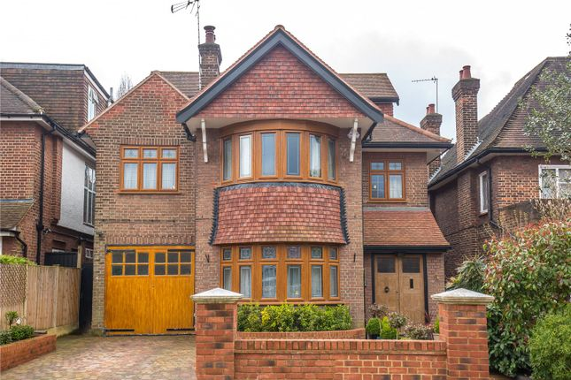 Thumbnail Detached house for sale in Bancroft Avenue, East Finchley, London