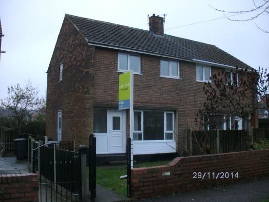 Thumbnail Semi-detached house to rent in Lytham Avenue, Monk Bretton, Barnsley, South Yorkshire