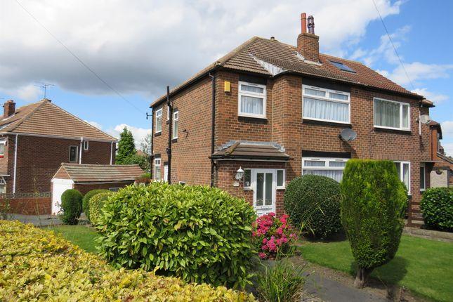 Thumbnail Semi-detached house for sale in Cross Gates Road, Crossgates, Leeds