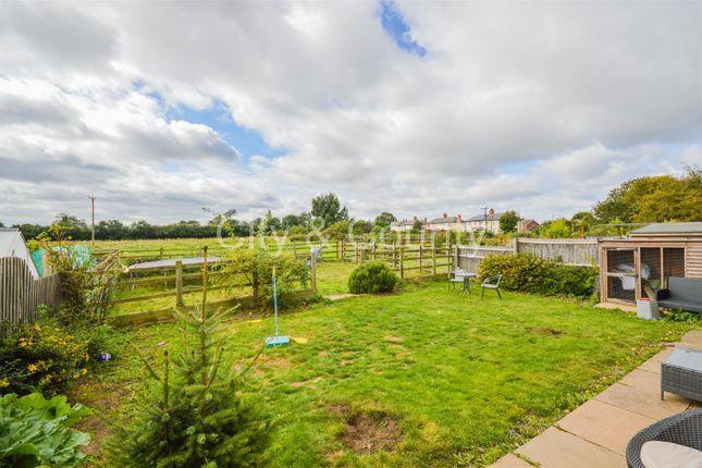 Rear Garden of Manor Close, Farcet, Peterborough PE7