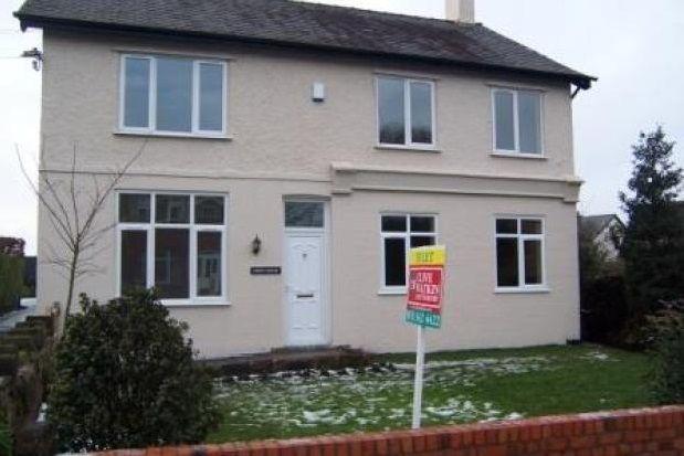 Thumbnail Detached house to rent in Hadlow Road, Willaston, Neston