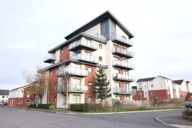 Thumbnail Flat for sale in Ariel Close, Newport