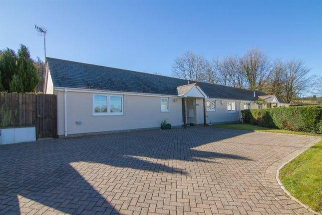 Thumbnail Semi-detached bungalow for sale in Cwrt Griffin, Rudry, Caerphilly