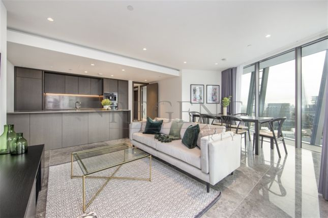 Thumbnail Flat to rent in One Blackfriars, Southwark