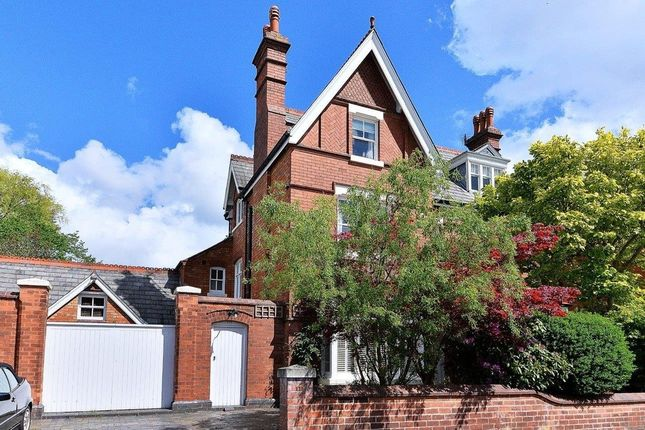 Thumbnail Detached house for sale in Wentworth Road, Harborne, Birmingham