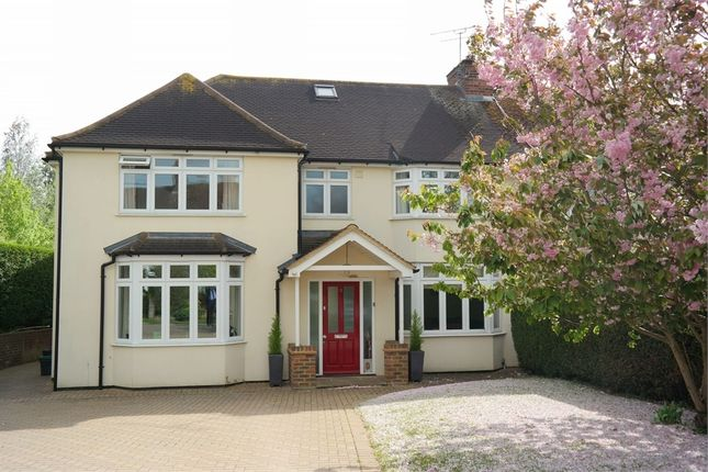 Thumbnail Semi-detached house to rent in St Helier Road, Sandridge, St Albans, Hertfordshire