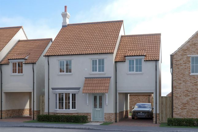 Thumbnail Detached house for sale in Plot 59, The Redwoods, Leven, Beverley