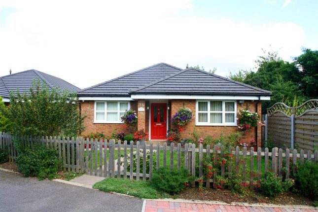 Thumbnail Detached bungalow for sale in Church Walk, Marston Moretaine, Bedford