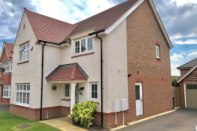 Thumbnail Detached house for sale in Bovinger Road, Leicester
