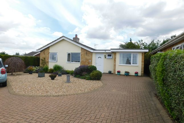 Thumbnail Detached bungalow for sale in Chalkeith Road, Needham Market, Ipswich