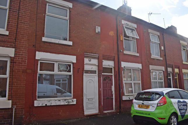 External of Heald Avenue, Rusholme, Manchester M14