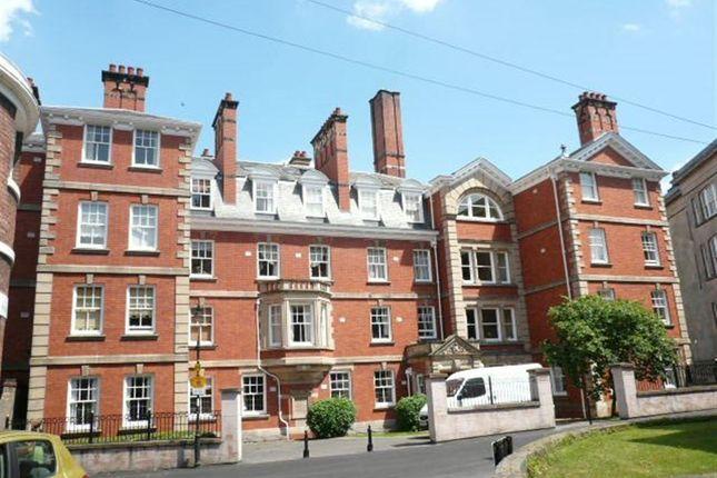 Thumbnail Flat to rent in Watergate Mansions, Shrewsbury, Shropshire