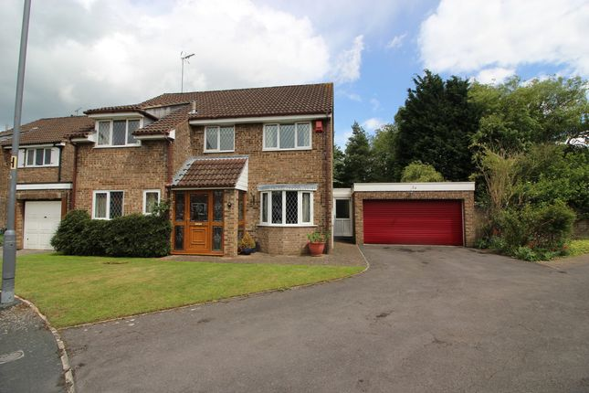 Thumbnail Detached house for sale in Wickham Close, Chipping Sodbury, Bristol