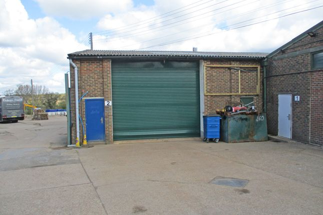 Thumbnail Light industrial to let in Unit 2 Knights Business Centre, Squires Farm Industrial Estate, Palehouse Common