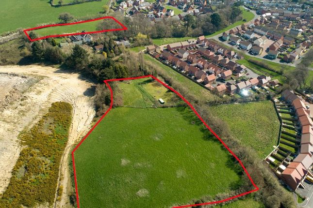 Thumbnail Land for sale in Site For 22 Houses, Newton Abbot, Devon