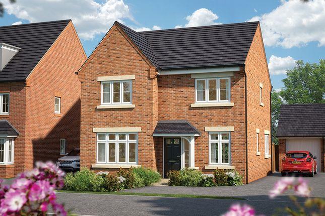 "Thumbnail Detached house for sale in ""The Aspen"" at Edwalton, Nottinghamshire, Edwalton"