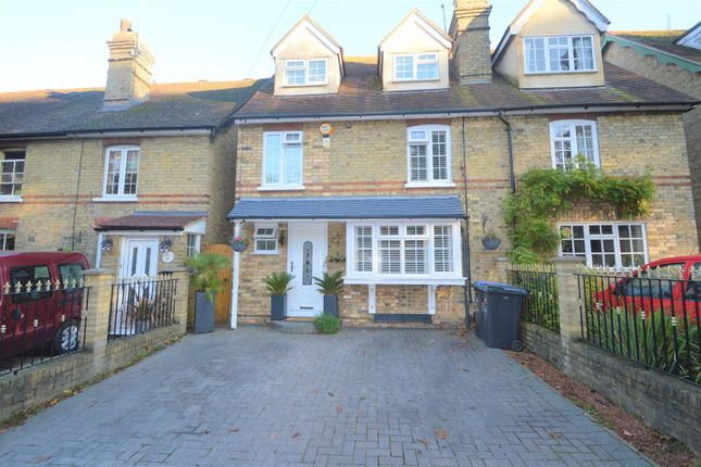 Thumbnail Semi-detached house for sale in Park Lane, Harlow